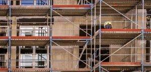 שיפוץ בניין מגורים